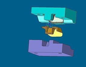 Cover Lock 3D model
