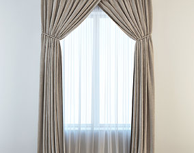 Set 04 Curtain 3D