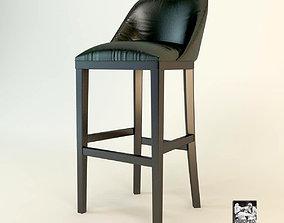 3D Baxter Decor Bar Chair