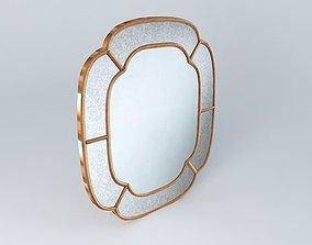 Frédéric 3D mirror houses the world