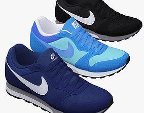 3D Nike MD Runner 2