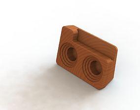 iPhone Amplifier 3D
