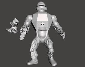 3D print model ROBOTO MOTU VINTAGE ACTION FIGURE COMPLETE