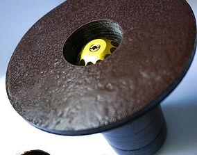 3D print model Atgeirr 40mm airsoft mine