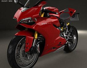 Ducati 1199 Panigale 2012 3D
