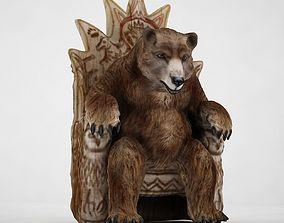 3D model Grumpy Bear