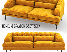 Homeline Graydon sofa 3D model