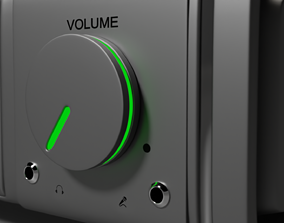 speaker 3D Sound Bar