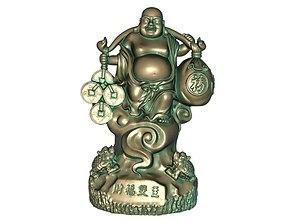 3D printable model Maitreya