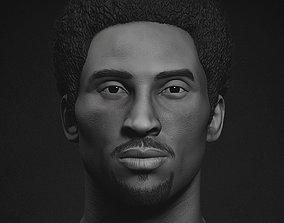 Kobe Bryant Bust 3D printable model