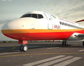 Comac ARJ21 3D