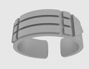 Atlantis rings 3D print model