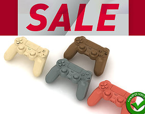 Sony Playstation 4 Controller 3D print model