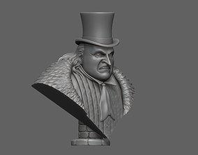 3D printable model dc Penguin