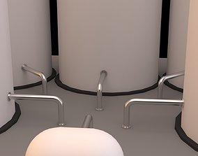 3D model Liquid Storage