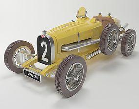 supercar 3D Bugatti
