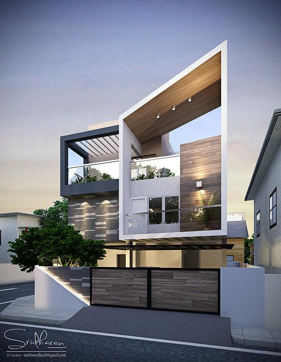 Elevation Designs and Renders