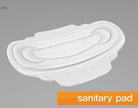 3D Sanitary Pad