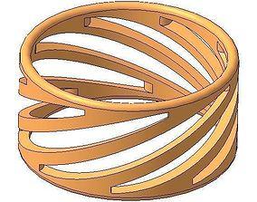rings 3D print model Ring
