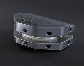 3D model Artificial spinal disk