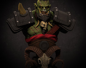 Orc Collectible 3D print model