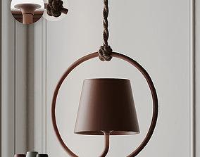 3D POLDINA Pendant lamp from Zafferano