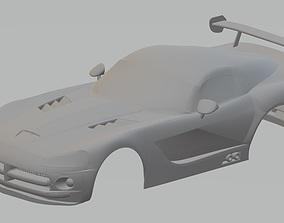 Viper Printable Body Car