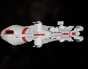 3D model Tantive IV - Star Wars