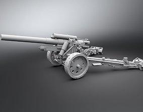 infantry sFh 18 howitzer Scale model