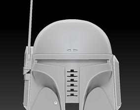 3D print model Jango Fett Death Watch Style Mandalorian 2