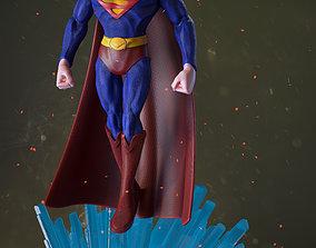 3D print model Nicolas Cage SUPERMAN