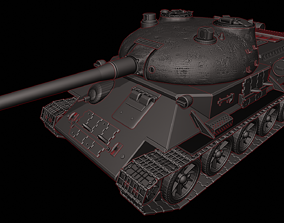 T 34 62 Czech Republic Tanks 3D printable model