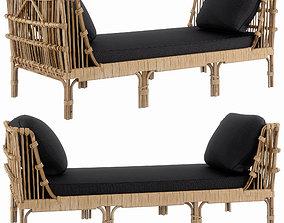 SOL sofa 3D model low-poly
