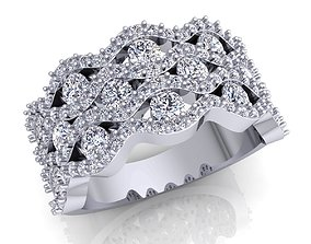 Aarna Ring 02 3D print model
