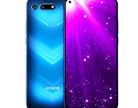 3D model Honor View 20