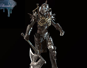 SkeletonLow2 3D asset