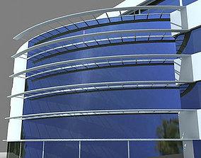 3D Airport Building