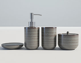 3D Bathroom Set Ceraminc