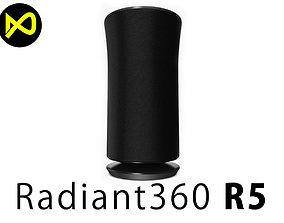 3D model Samsung Radiant360 R5 Wireless Speaker