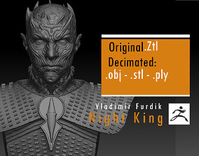 Night King - Vladimir Furdik - Game of 3D print model