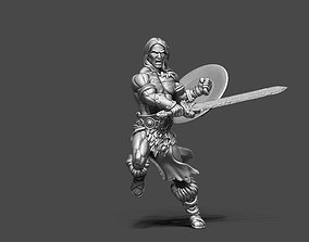 Barbarian - Conan 35 mm 3D printable model