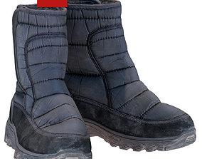 3D asset Boots 184
