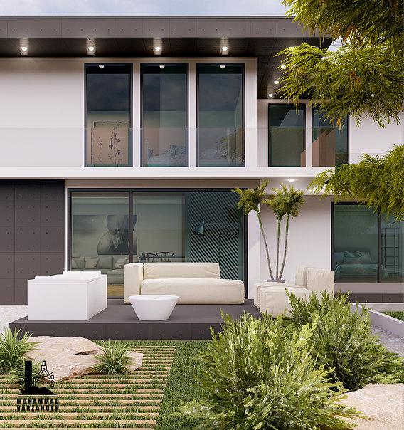 Inside Out Villa