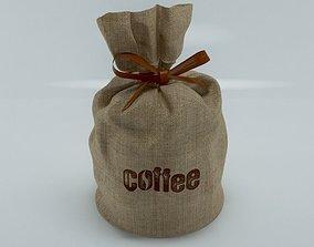 3D model COFFEE SACK