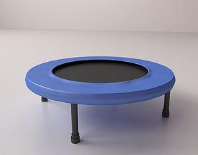Trampoline 3D model