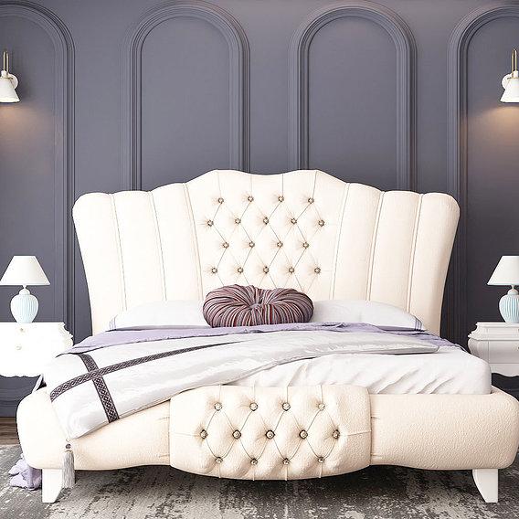 Bedroom Black Classic
