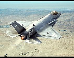 F-35 Lightning II 3D navy