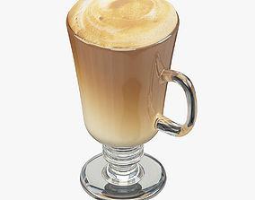Cappuccino 3D model