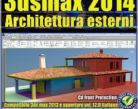 3dsmax 2014 Architettura Esterni Vol 12 Cd