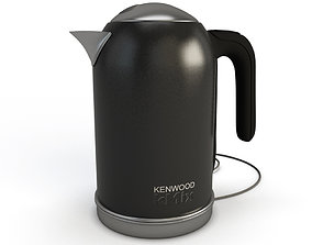 Kmix Black Kettle 3D accessories